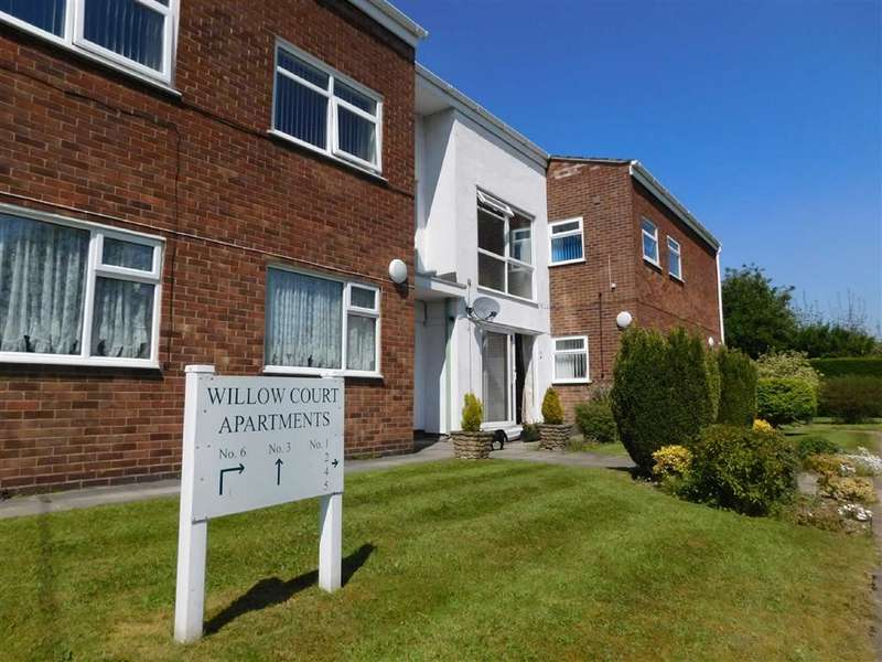 2 Bedrooms Flat for sale in Hibbert Lane, Marple, Stockport