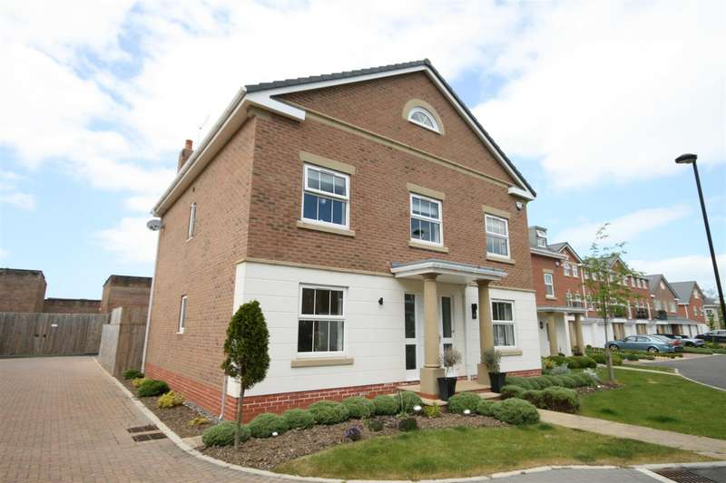 5 Bedrooms Property for sale in Beechwood Close, Lytham