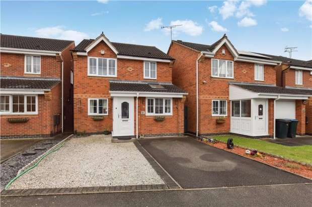 4 Bedrooms Detached House for sale in Ansell Drive, Longford, Coventry, CV6