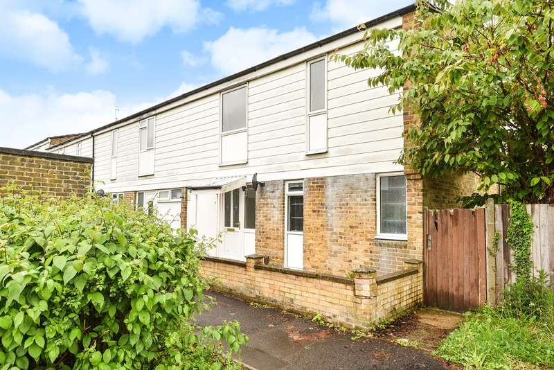 4 Bedrooms End Of Terrace House for sale in Cotswold Close, Basingstoke, RG22