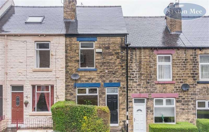 3 Bedrooms Terraced House for sale in Bowness Road, Walkley, Sheffield, S6