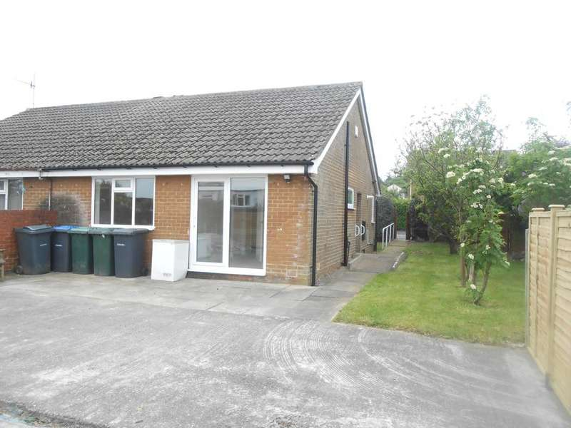 2 Bedrooms Semi Detached Bungalow for sale in Exley Mount, Lidget Green, Bradford BD7