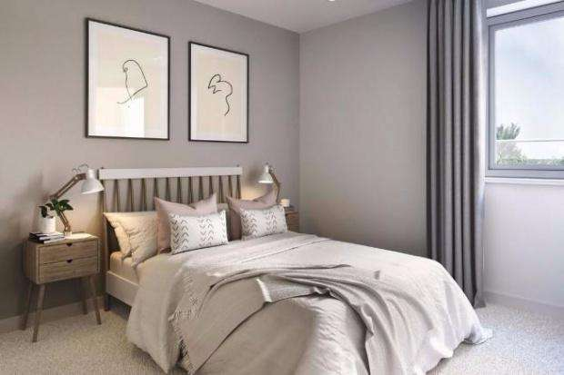 1 Bedroom Apartment Flat for sale in Burnell Block Fellows Square, Edgware Road, Cricklewood, NW2