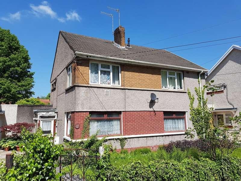 2 Bedrooms Ground Flat for sale in Dan Y Bryn, Tonna, Neath