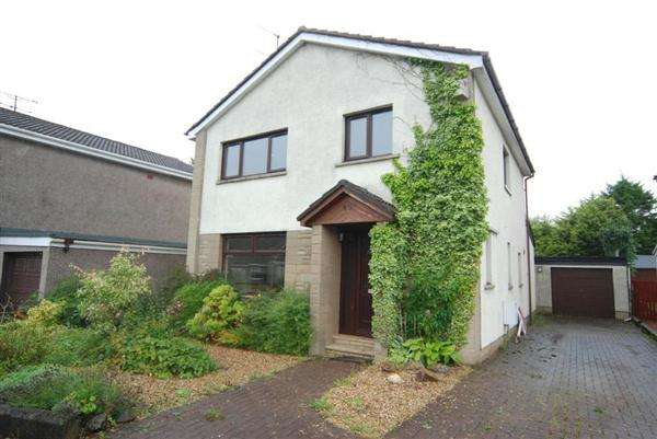 4 Bedrooms Detached House for sale in Underwood, Kilwinning