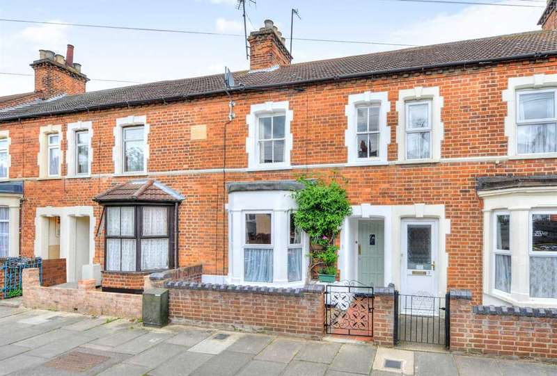 3 Bedrooms Terraced House for sale in Palmerston Street, Bedford