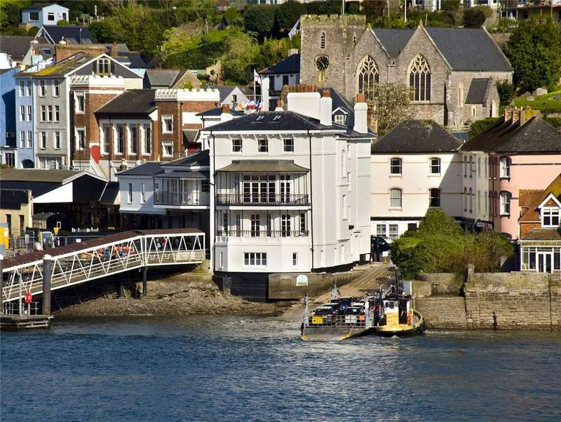 2 Bedrooms Unique Property for sale in Royal Dart, Kingswear, Dartmouth, Devon, TQ6