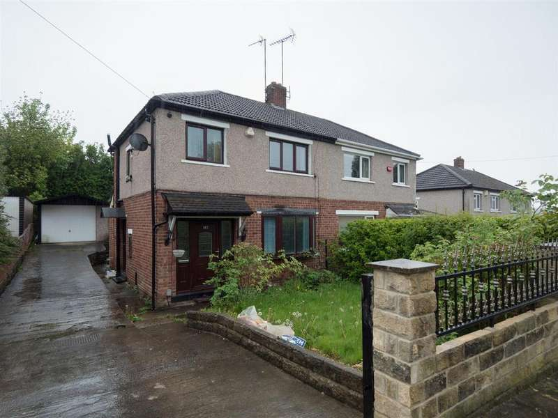3 Bedrooms Semi Detached House for sale in Bolton Lane, Bradford, BD2 4BA