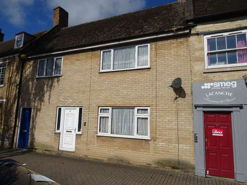 3 Bedrooms Terraced House for sale in HIGH STREET, OLNEY