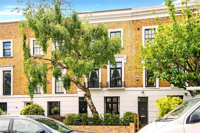 5 Bedrooms House for sale in Ordnance Hill, St John's Wood, London, NW8