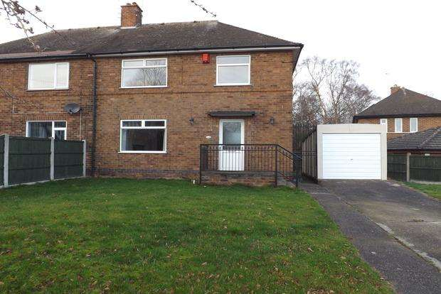 3 Bedrooms Semi Detached House for sale in Perry Road, Sherwood, Nottingham, NG5