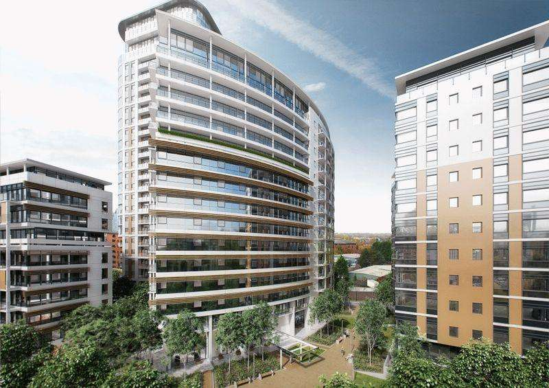 2 Bedrooms Apartment Flat for sale in Danforth Apartments, Fortis Quay