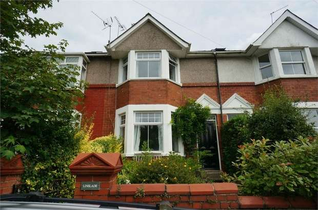 3 Bedrooms Terraced House for sale in Station Road, Caerleon, NEWPORT