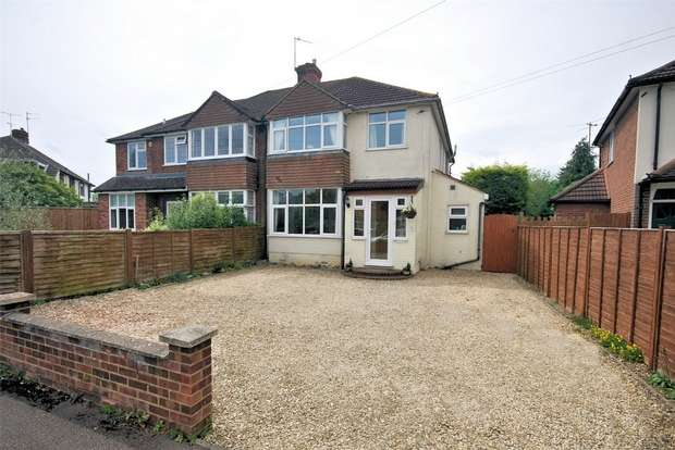 4 Bedrooms Semi Detached House for sale in Carrington Crescent, Wendover, Aylesbury, Buckinghamshire