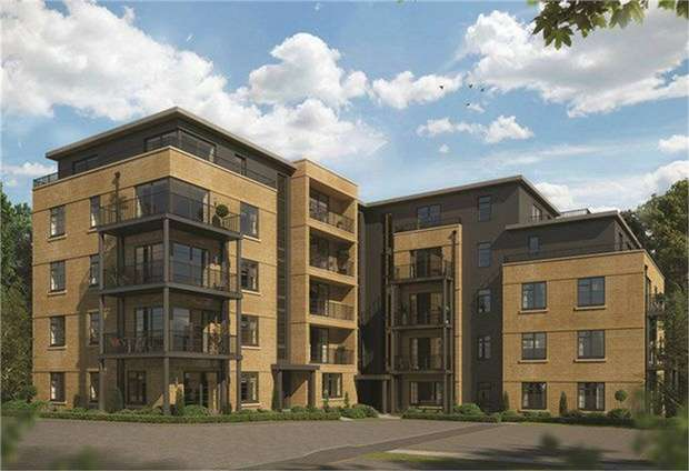 1 Bedroom Flat for sale in Fairbanks House, London Road, Isleworth