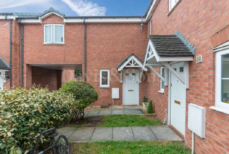 3 Bedrooms End Of Terrace House for sale in Orchard Gardens, Off Caerleon Road,, Newport. NP19 7LP