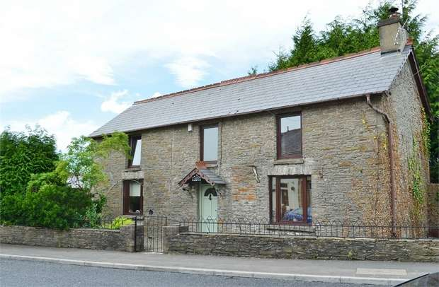 3 Bedrooms Cottage House for sale in Llwyncelyn Terrace, Nelson, TREHARRIS, Caerphilly