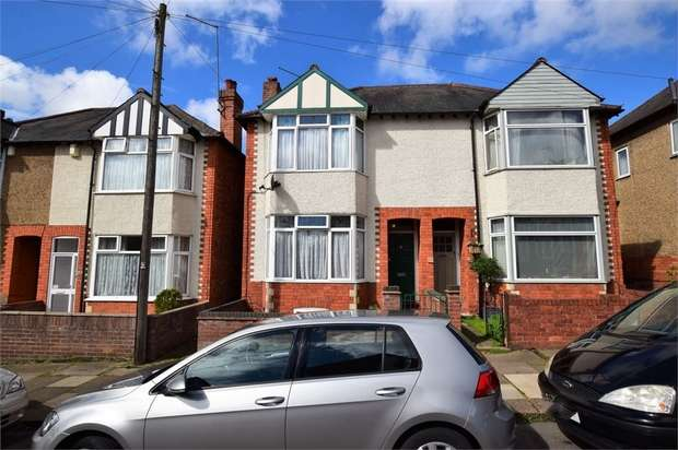 3 Bedrooms Semi Detached House for sale in 31 Beech Avenue, Abington, NORTHAMPTON