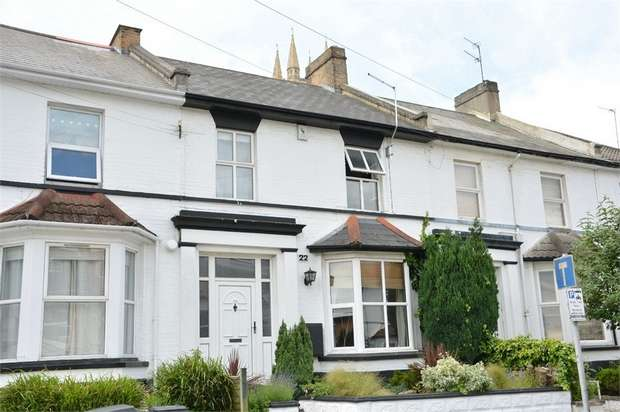 3 Bedrooms Terraced House for sale in Norwich Avenue, Bournemouth, Dorset