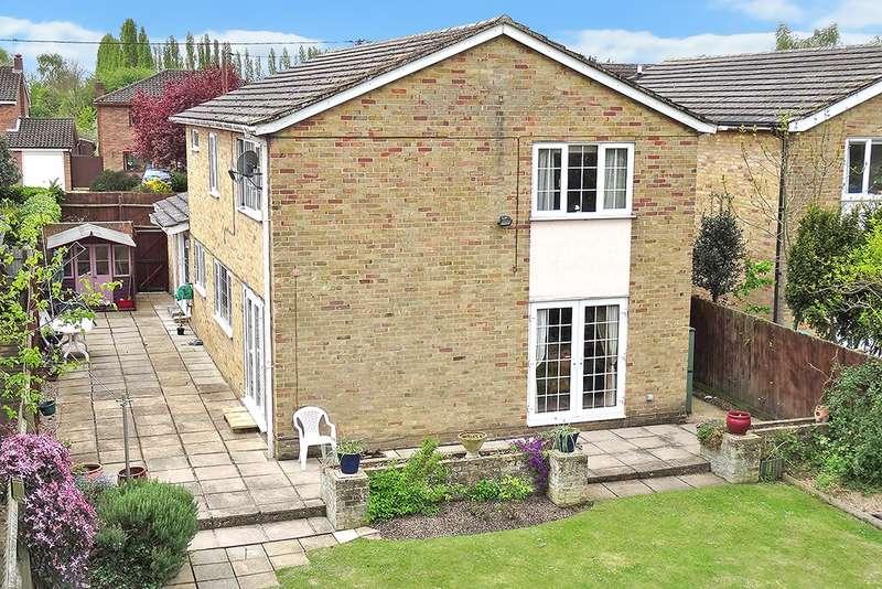 4 Bedrooms Detached House for sale in Newington, Willingham, Cambridge CB24 5JE