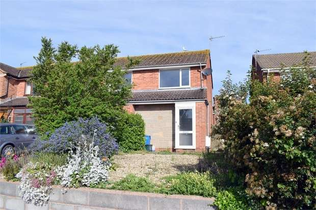 3 Bedrooms Semi Detached House for sale in Budleigh Salterton, Devon