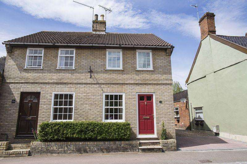 3 Bedrooms Semi Detached House for sale in High Street, Ixworth