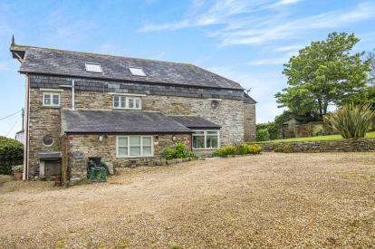 4 Bedrooms Link Detached House for sale in St. Mabyn, Bodmin, Cornwall