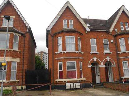 Semi Detached House for sale in Conduit Road, Bedford, Bedfordshire, .