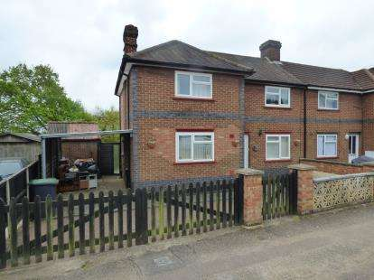 3 Bedrooms Semi Detached House for sale in The Crescent, Ampthill, Bedford, Bedfordshire