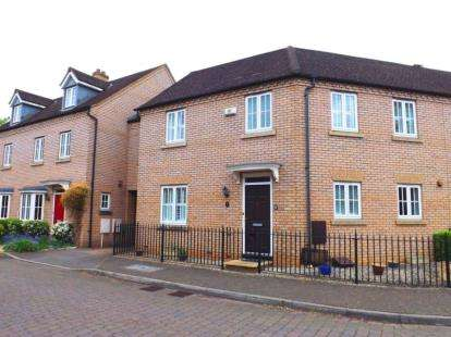 3 Bedrooms Terraced House for sale in Ibbett Lane, Potton, Sandy, Bedfordshire