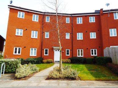 2 Bedrooms Flat for sale in Birchwood Road, Brislington, Bristol