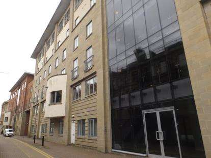 2 Bedrooms Flat for sale in St. Stephens Mansions, Mount Stuart Square, Cardiff, Caerdydd