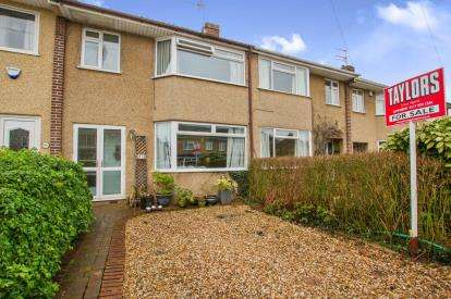 3 Bedrooms Terraced House for sale in Queensholm Crescent, Near Downend, Bromley Heath, Bristol