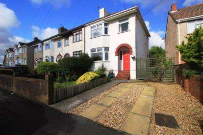 3 Bedrooms Semi Detached House for sale in Lees Hill, Kingswood, Bristol