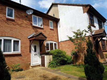 2 Bedrooms Terraced House for sale in Glyndebourne Gardens, Banbury, Oxfordshire, Oxon