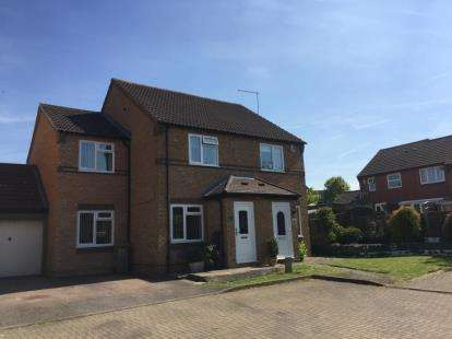 3 Bedrooms Semi Detached House for sale in Rillington Gardens, Emerson Valley, Milton Keynes, Buckinghamshire