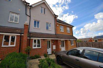 4 Bedrooms Terraced House for sale in Laurel Mews, Leighton Buzzard, Bedford, Bedfordshire