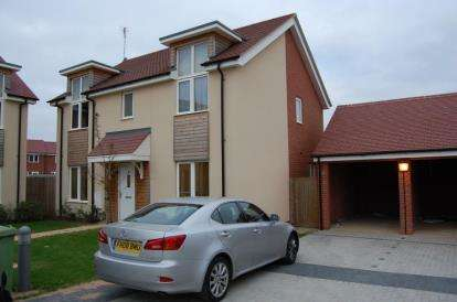 4 Bedrooms Detached House for sale in Wenford, Broughton, Milton Keynes