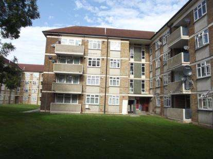 2 Bedrooms Flat for sale in Gayhurst Court, Canberra Drive, Northolt