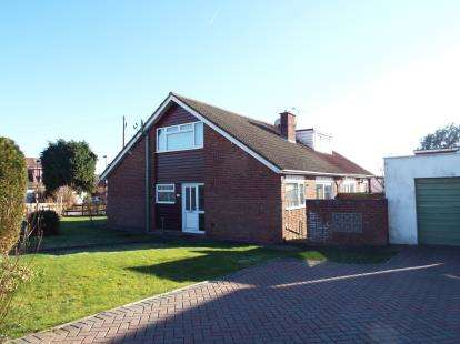 3 Bedrooms Bungalow for sale in Stoke Lane, Stoke Lodge, Bristol
