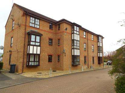 1 Bedroom Flat for sale in Albany Walk, Woodston, Peterborough, Cambridgshire