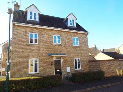 4 Bedrooms Detached House for sale in Humphreys Street, Peterborough, Cambridgeshire