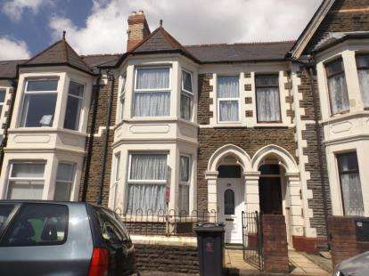 4 Bedrooms Terraced House for sale in Malefant Street, Cathays, Cardiff