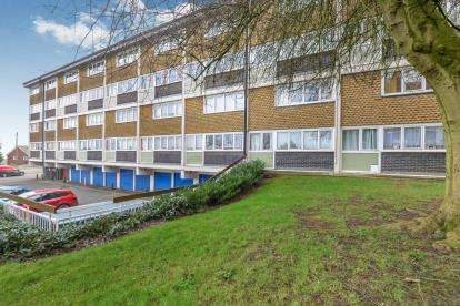 2 Bedrooms Maisonette Flat for sale in Bretch Hill, Banbury, Oxfordshire