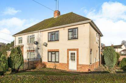 3 Bedrooms Semi Detached House for sale in Cherry Road, Banbury, Oxfordshire, Oxon