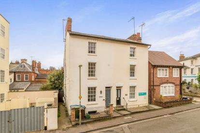 1 Bedroom House for sale in Crouch Street, Banbury, Oxfordshire