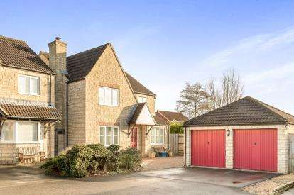 4 Bedrooms Detached House for sale in Merganser Drive, Bicester, Oxfordshire