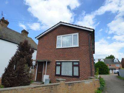2 Bedrooms Maisonette Flat for sale in Walton Road, Hoddesdon, Hertfordshire