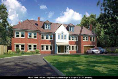 4 Bedrooms Detached House for sale in Nancy Downs, Watford, Hertfordshire