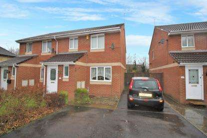 3 Bedrooms Semi Detached House for sale in Lark Rise, Brimsham Park, Yate, Bristol